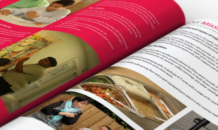 Prospectus Design For Schools