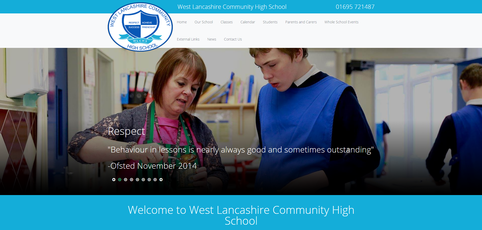 west lancashire - West Website